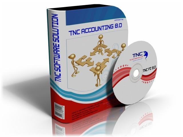 Phần mềm kế toán TNC ACC 9.0